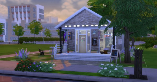 Mod The Sims: Boutique Art Studio by Alawen