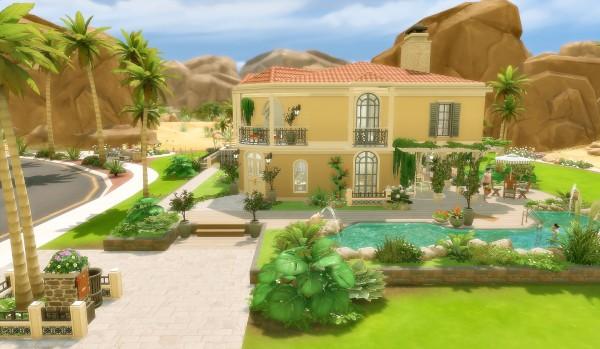 Via Sims: House 46