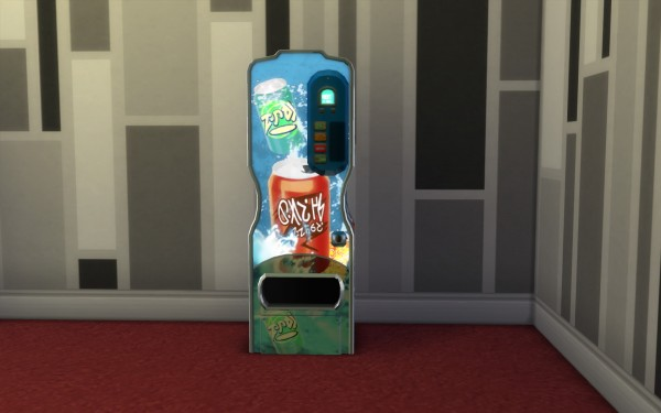 Mod The Sims: Vending Machines! by fire2icewitch