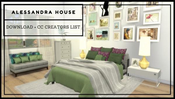 Dinha Gamer: Alessandra House