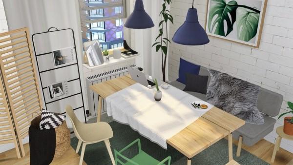 MXIMS: Ypperlig Diningroom