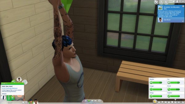 Mod The Sims: Well Aligned Trait by chihuahuazero