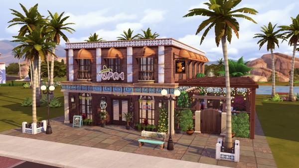 Jenba Sims: Bar or Restaurant Shell