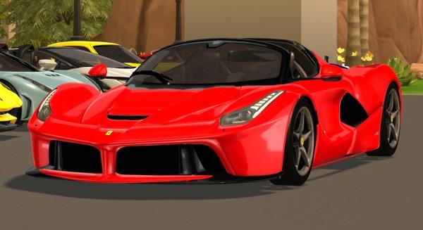 Tylerw Cars: 2017 Ferrari LaFerrari Aperta