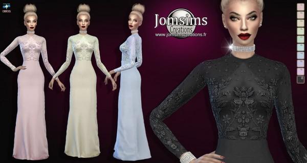 Jom Sims Creations: Zelwes dress