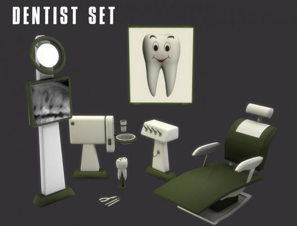 Leo 4 Sims: Dentist set
