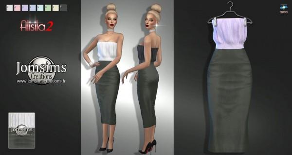 Jom Sims Creations: Alisila dress
