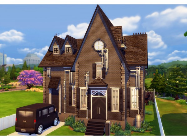 The Sims Resource: Grus House by Degera