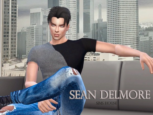 The Sims Resource: Sean Dalmore by Sims House