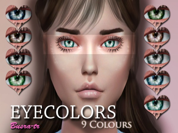 The Sims Resource: Sugar eyes by busra tr