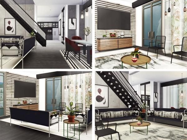 The Sims Resource: Kieron house by Rirann
