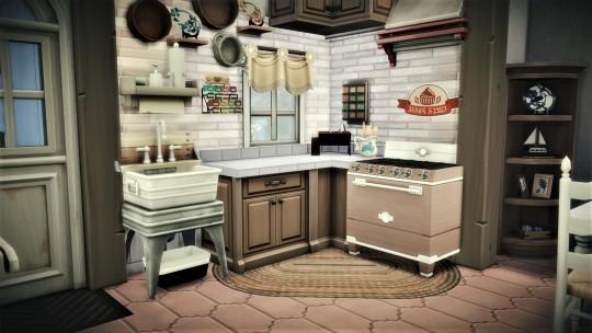 Agathea k: Granny House