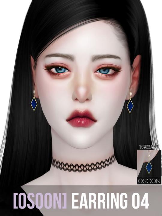 Osoon: Earrings 04
