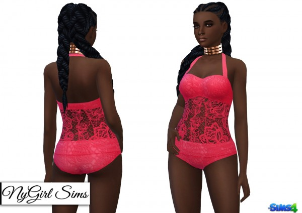 NY Girl Sims: Swimsuit Collection 2018