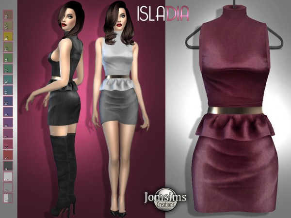 The Sims Resource: Isladia outfit by jomsims
