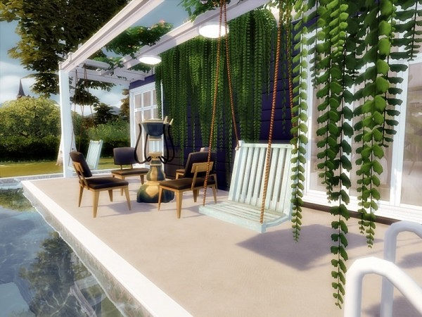 The Sims Resource: Jagna house by marychabb