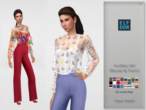 Elfdor: Set Audrey