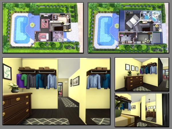 The Sims Resource: Suburban Surprise house by matomibotaki