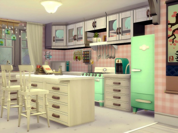 The Sims Resource: Manalia Cottage   Nocc by sharon337