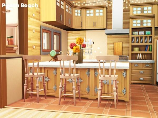 The Sims Resource: Peach Beach by Pralinesims
