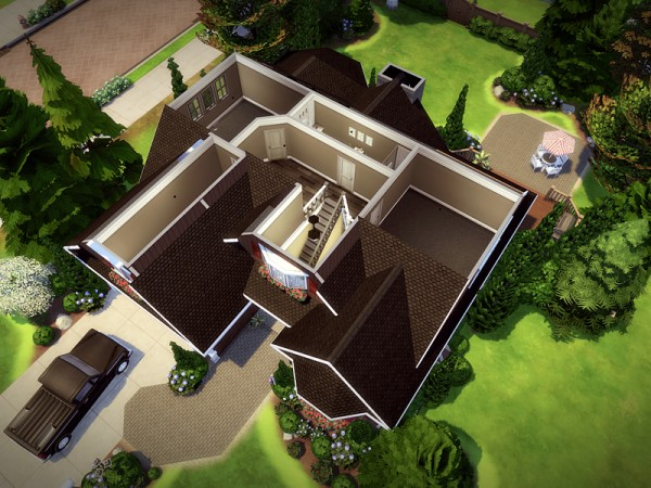 The Sims Resource: Grovewood   NO CC! by melcastro91