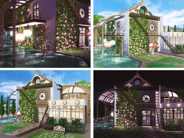 The Sims Resource: Dainton house by Rirann