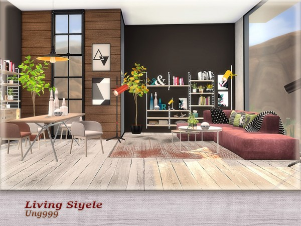 The Sims Resource: Living Siyele by ung999