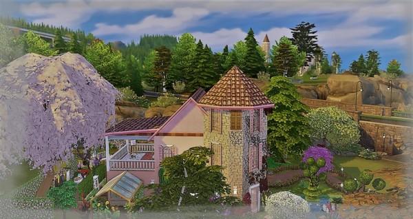 Les Sims 4 Passion: Charme house