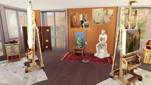 Jenba Sims: Belmont Arts Center and Pub