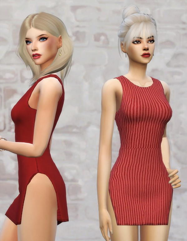 Korka Sims: Milana Dress