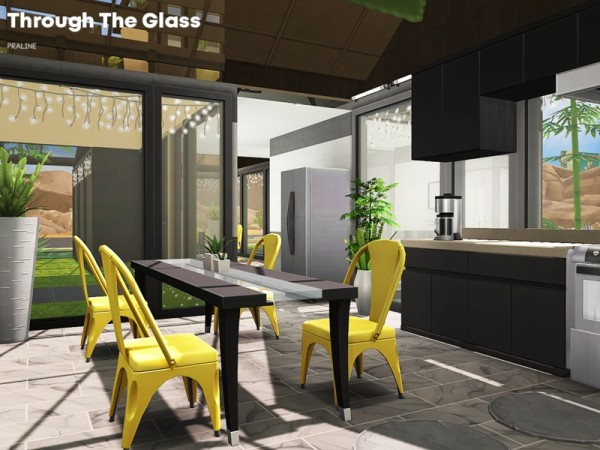 The Sims Resource: Through The Glass by Pralinesims