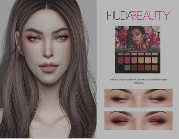 GOPPOLS Me: Rose Gold Eyeshadow Palette