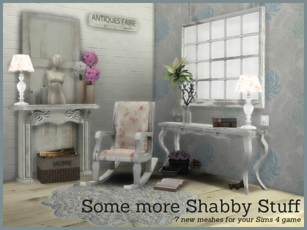 The Sims Resource: Some more Shabby Stuff by Angela