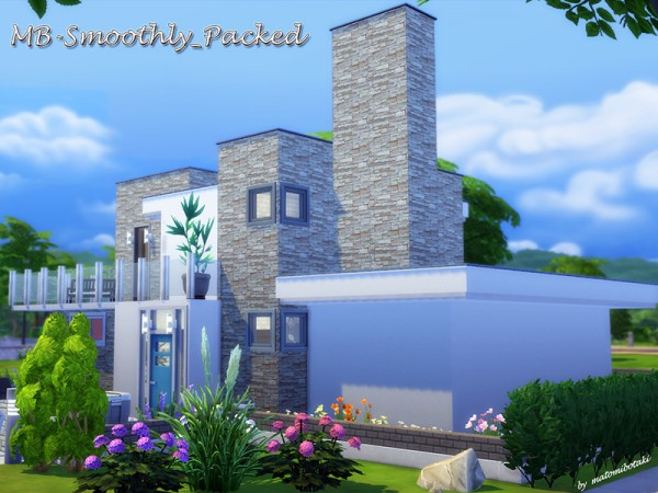 The Sims Resource: Smoothly Packed by matomibotaki