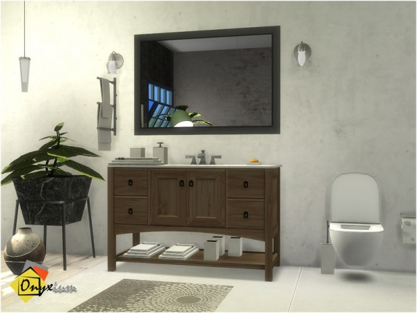 The Sims Resource: Brantford Bathroom by Onyxium