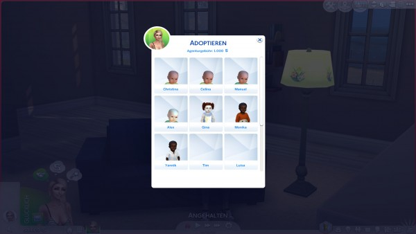Mod The Sims: Adoption For Teenagers by MSQSIMS