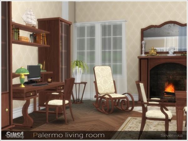 The Sims Resource: Palermo livingroom by Severinka