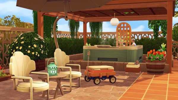 Jenba Sims: Calico Community Pool