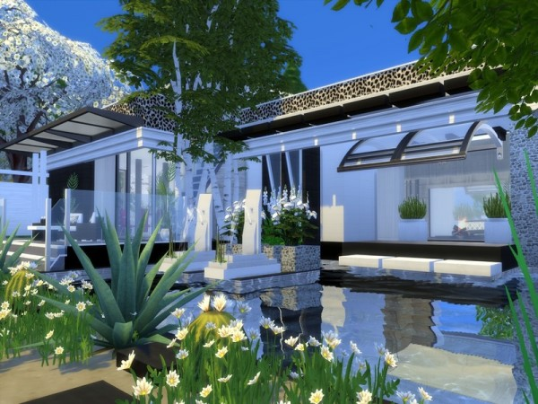 The Sims Resource: Eloisa house by Suzz86