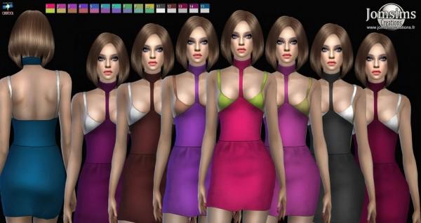 Jom Sims Creations: Sillias dress