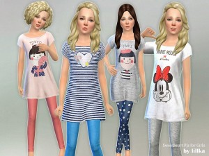 Accessories Jumpsuits at Annetts Sims 4 Welt » Sims 4 Updates