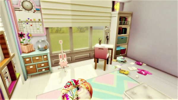 Agathea k: Sweet Girlish world