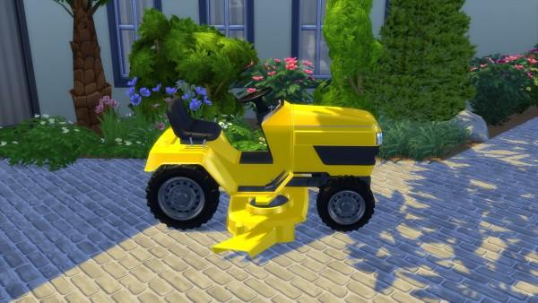 OceanRAZR: Garden Mower