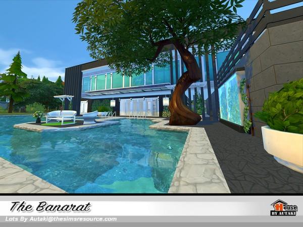 The Sims Resource: The Banarat house by Autaki