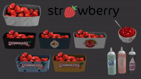 Leo 4 Sims: Strawberry