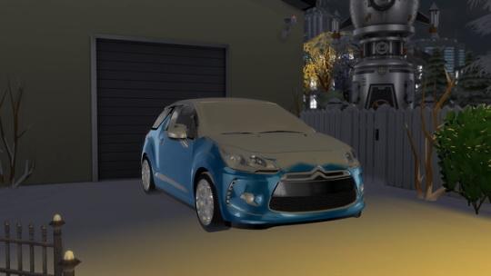 OceanRAZR: Sims 4 Seasons compatible cars