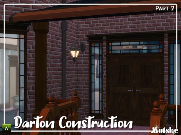 The Sims Resource: Darton Constructionset Part 2 by mutske