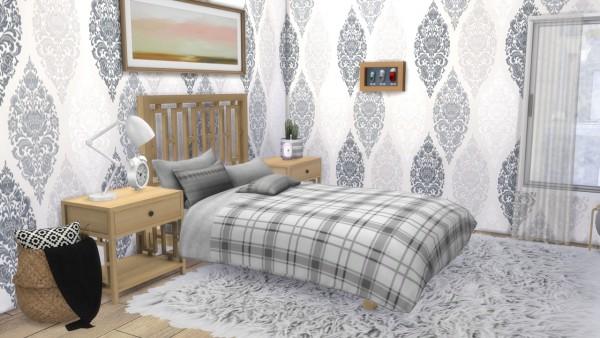 Models Sims 4: Parents bedroom Newport