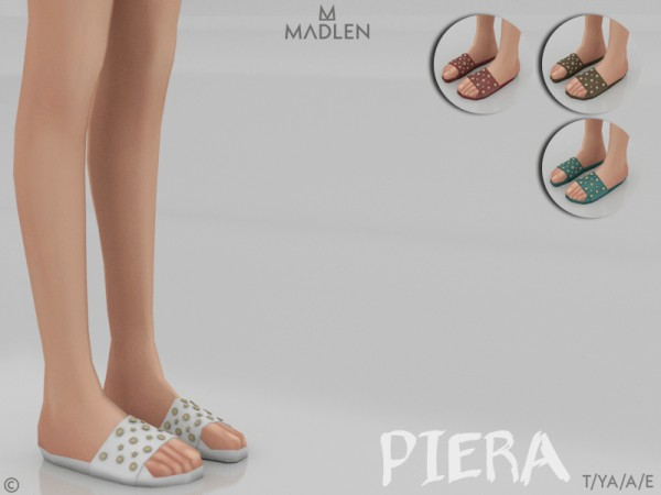 The Sims Resource: Madlen Piera Shoes by MJ95