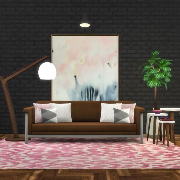 Simsational designs: Bruuno Industria   Modern Seating Collection